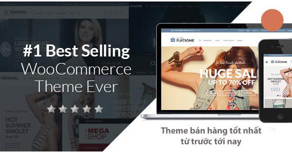 Theme làm web bán hàng
