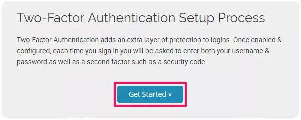 HawkHost hỗ trợ bảo mật hai lớp cho tài khoản của bạn