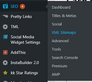 Cách tạo Sitemap XML cho website WordPress