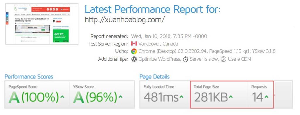 Website load chậm những nguyên nhân có thể gây ra