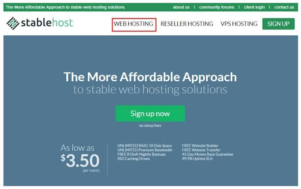 Dịch vụ hosting chất lượng tốt nhất