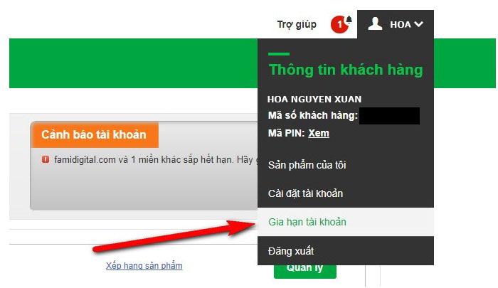 Hướng dẫn huỷ gia hạn domain tại GoDaddy
