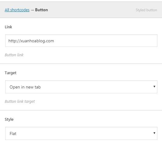 Hướng dẫn tạo button lấy mã giảm giá
