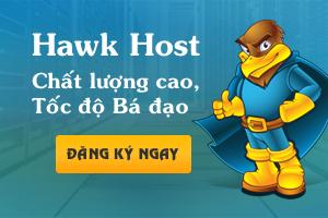 Link khuyến mãi hawkhost!